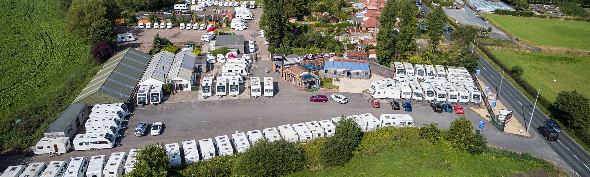 Red Lion Caravans